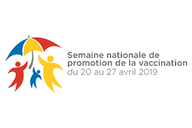 Semaine nationale de la promotion de la vaccination